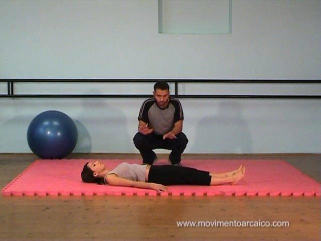 No mal di schiena - Movimento Arcaico